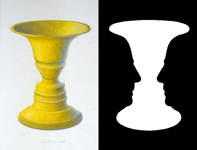 ルビンの壺