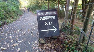 毎月13日は縁結びの神様、箱根 九頭龍神社本宮の月次祭ですよ、芦ノ湖 湖尻から散歩がてら参拝しませんか