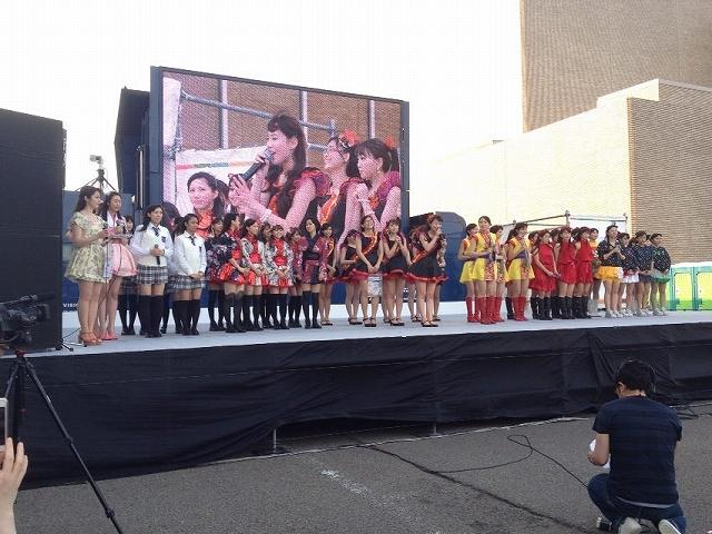 渋谷DEどーも2014でOS☆Uとasfiの幻の共演を見てきたので興奮気味にレポします