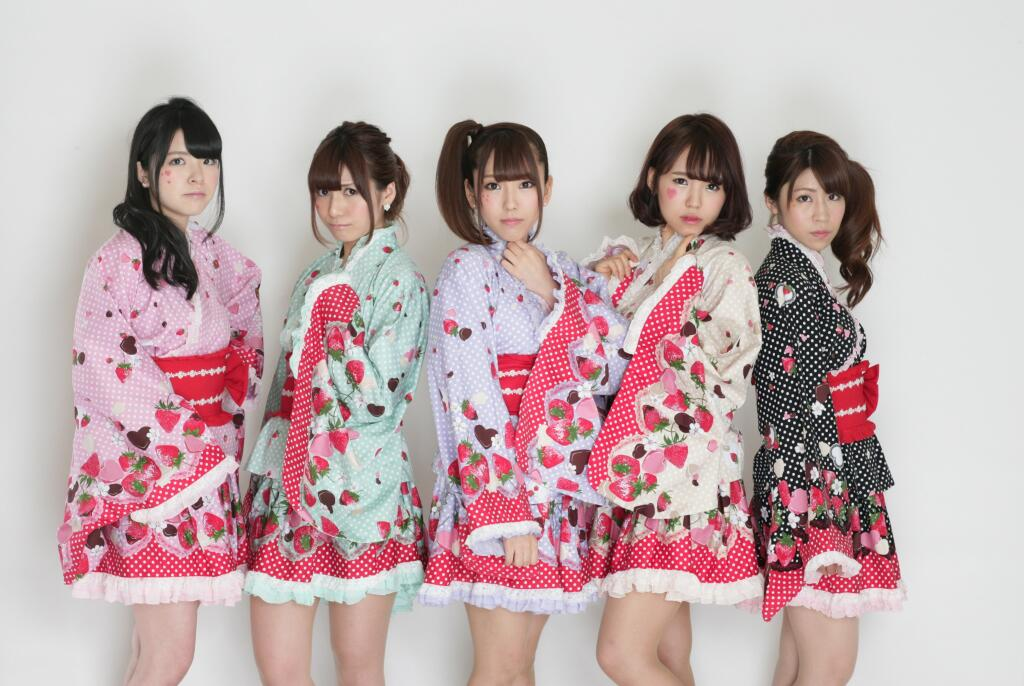 2015年1月2日はSTARMARIEの日だから、お年玉を握りしめてTSUTAYA(渋谷)O-EASTに行こう