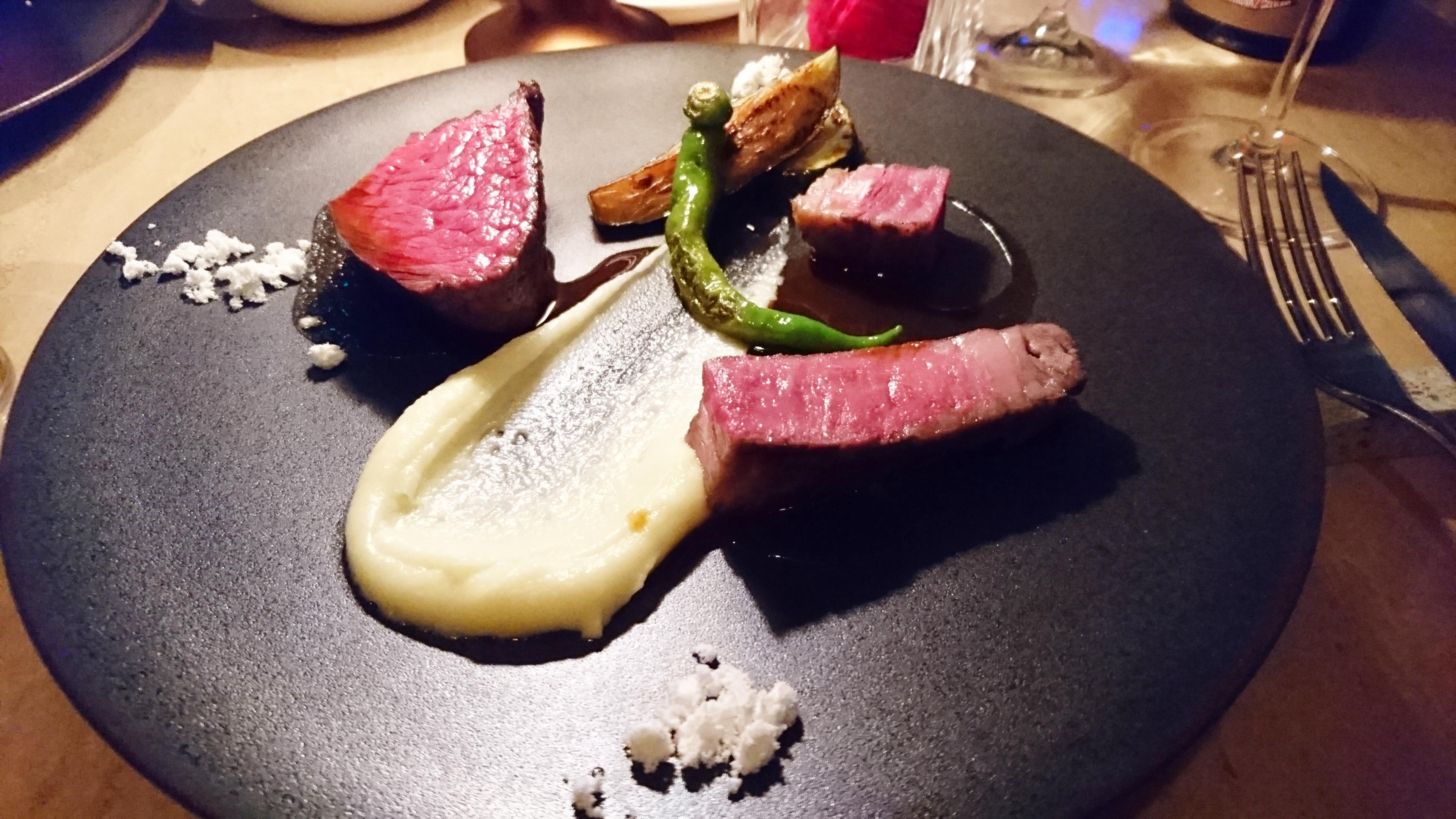 東京ガーデンテラス紀尾井町「NoMad Grill Lounge(ノマドグリルラウンジ)」の熟成肉とシーフードで優勝してきたお話