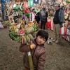 本日は大宮氷川神社で十日市(大湯祭)の本祭ですよ。暖かい装いで遊びに行きましょう