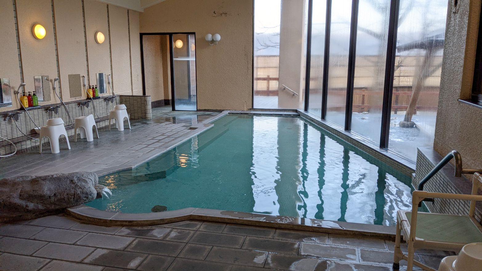 pH11.22の強アルカリ温泉とジビエ料理が楽しめる!白馬八方温泉のホテル五龍館に行ってきた #念の為PR