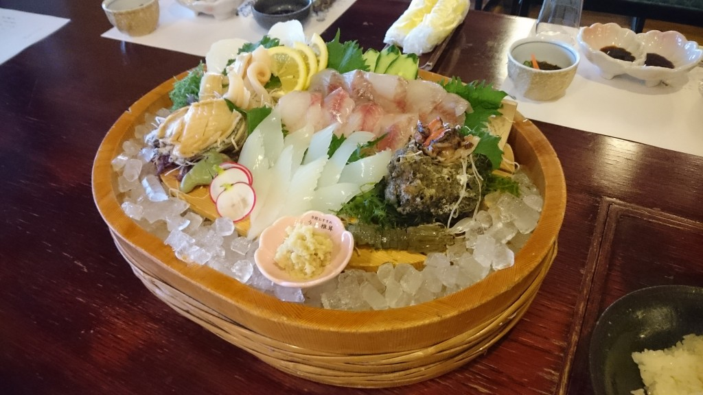 多幸と福があふれる日間賀島でタコやフグなどの海産物を満喫してきたお話 #日間賀島はいいぞ