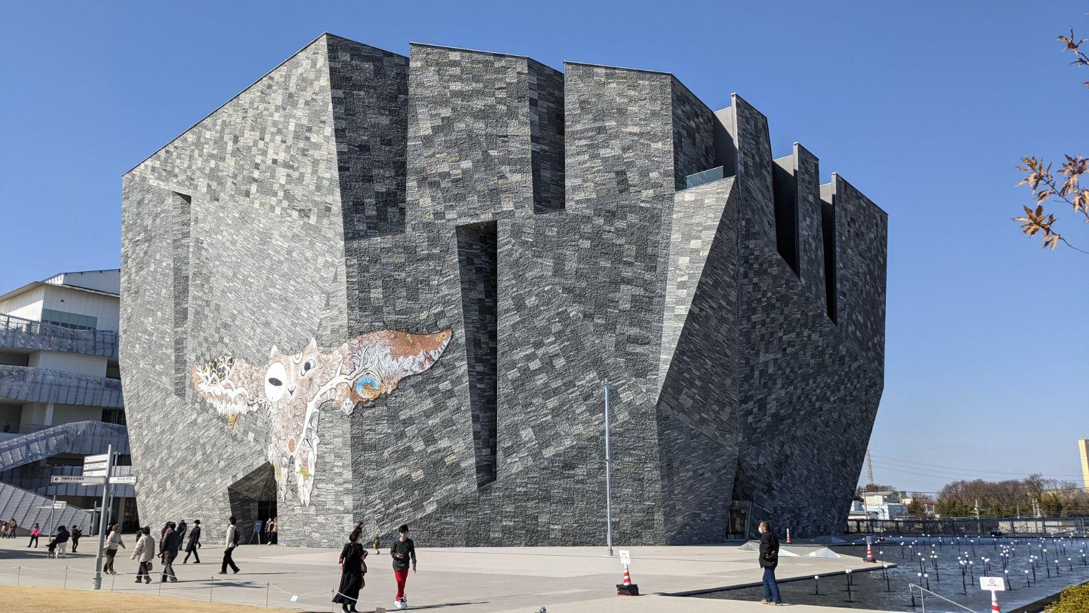 角川武蔵野ミュージアムに行ってきた!本好き、アート好き、建築好き、写真好きなら1日中楽しめるのでおすすめ!