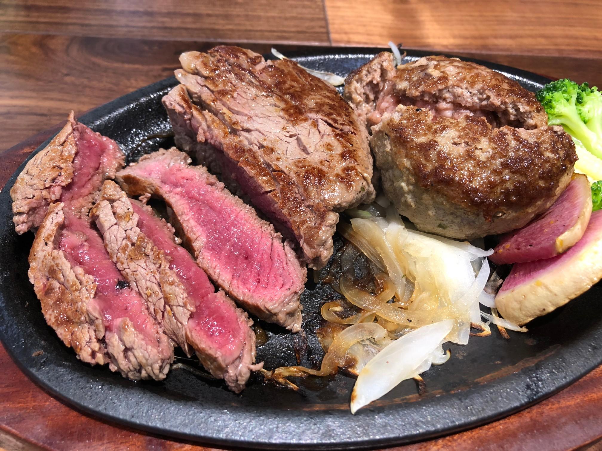 渋谷 筋肉食堂でバキコラボのステーキ&ハンバーグを満喫してきたお話