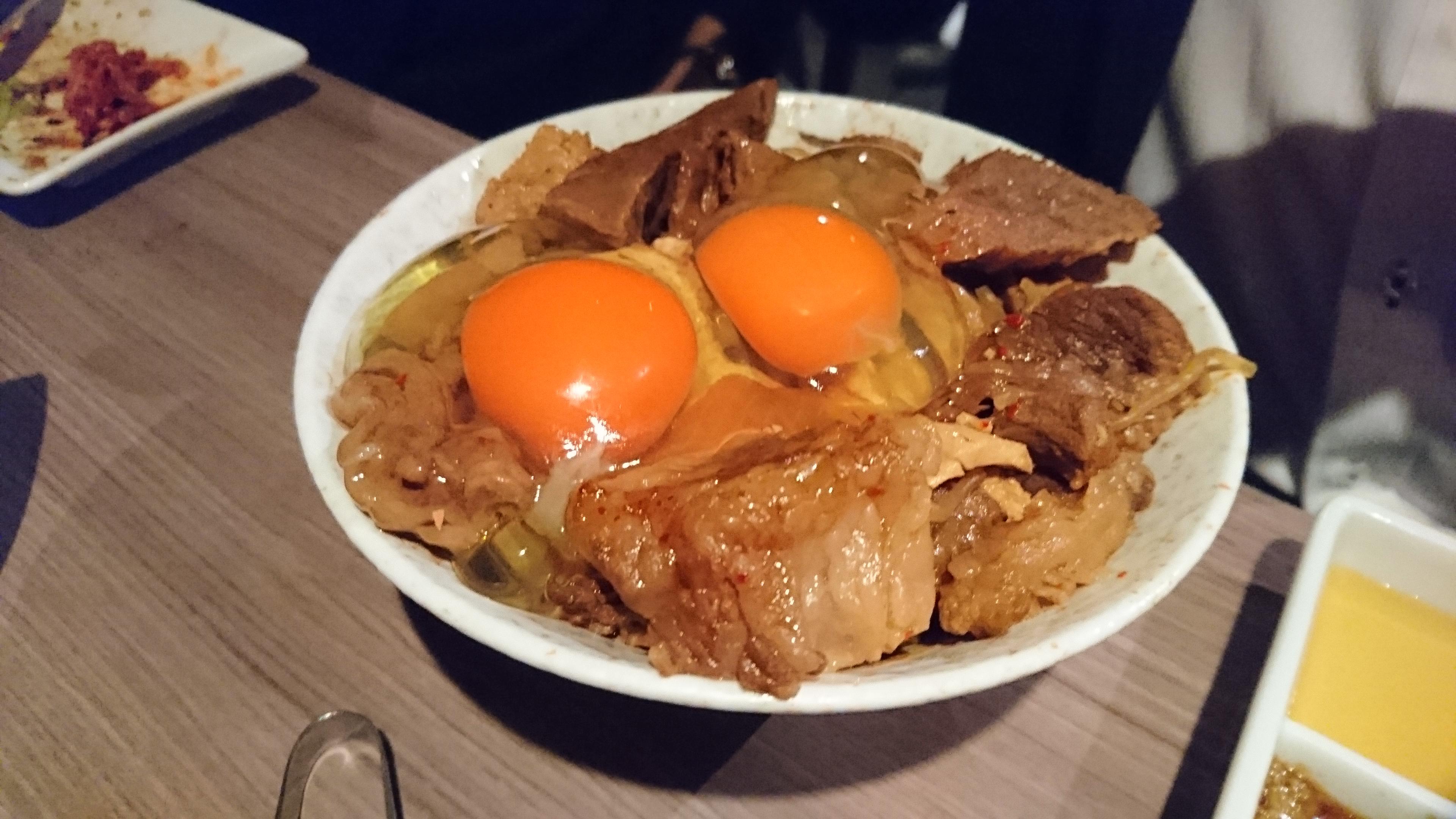 肉 x 日本酒 = 優勝。千駄木の「肉と日本酒」に行ってた話をしてなかったので新年早々載せておきますね