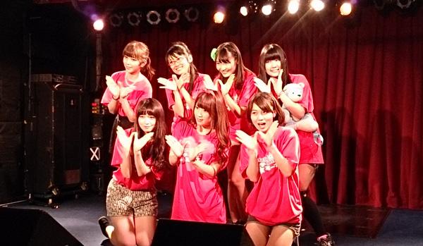上段左から富樫あずささん、町宮亜子さん、りょうかさん、りゅうあさん、下段左から菅原梨央さん、柳田絵美花さん、佐藤友紀乃さん